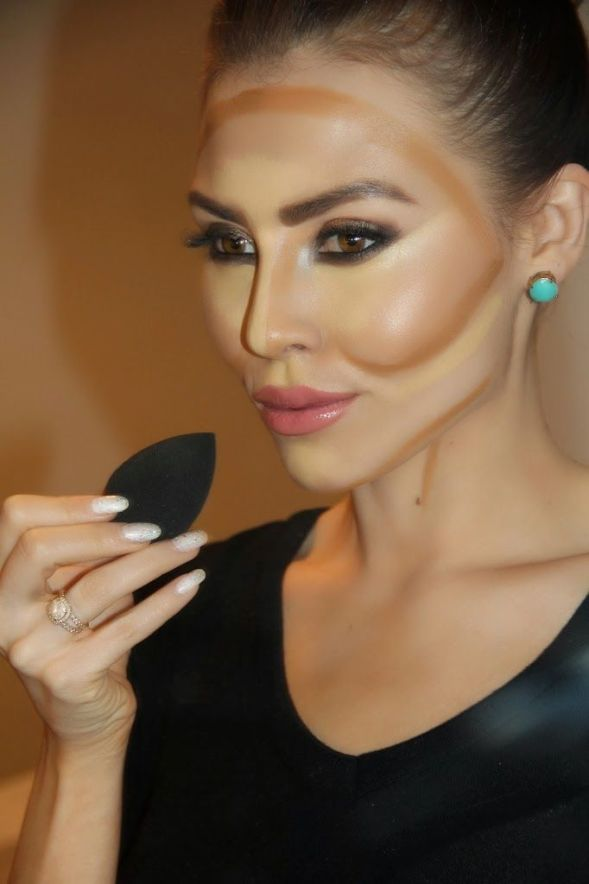 This NYX blending sponge is perfect for makeup application!