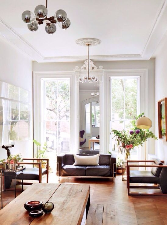 25+ Best Ideas about Brownstone Interiors on Pinterest
