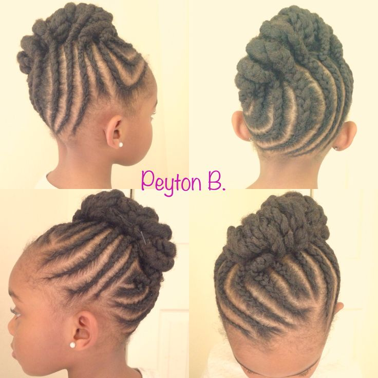 60 Best Images About Natural Hairstyles For Kids!!! On Pinterest