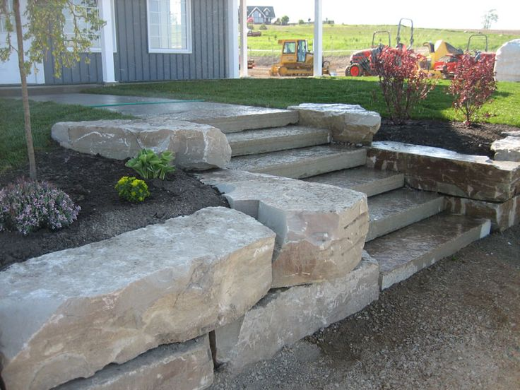25 Best Ideas About Stone Landscaping On Pinterest Landscape