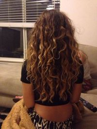 25+ best ideas about Highlights curly hair on Pinterest