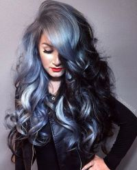17 Best ideas about Two Color Hair on Pinterest | Peach ...