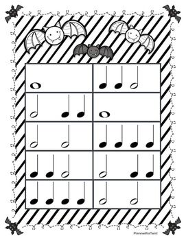 1000+ images about Piano Lessons: Halloween Resources on