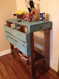 Small Liquor Cabinet Plans - WoodWorking Projects & Plans