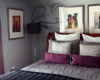45 best images about Purple grey bedroom on Pinterest ...