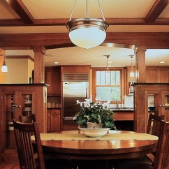 Kitchen Backsplash Tile Designs Moen Chateau Faucet Repair Dining Rooms, Craftsman Style And On Pinterest
