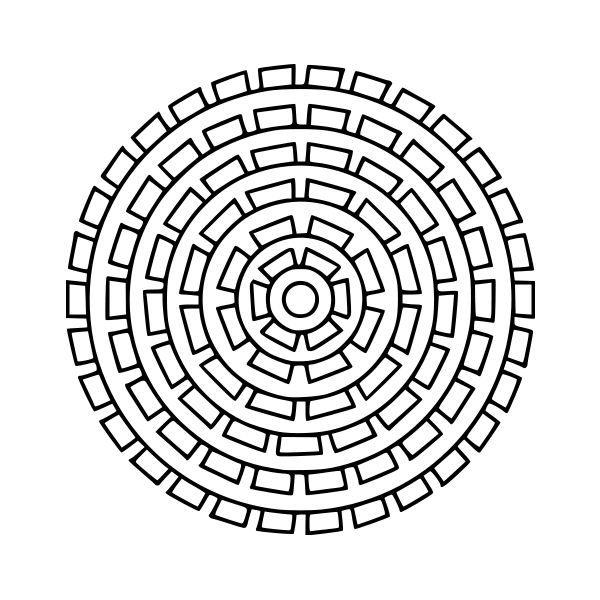 25+ best Mandala art lesson ideas on Pinterest