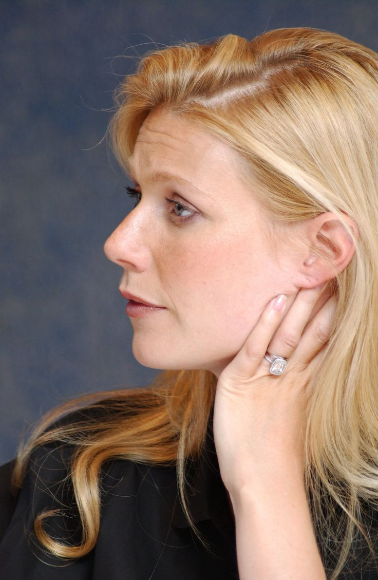 The Best Celebrity Engagement Rings Gwyneth Paltrow Kim