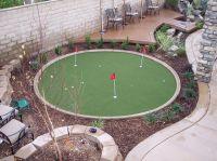 25+ best ideas about Backyard putting green on Pinterest ...