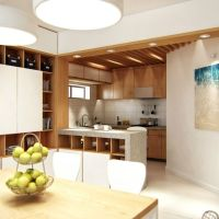 Kitchen Divider Design Ideas Awesome Contemporary Kitchen