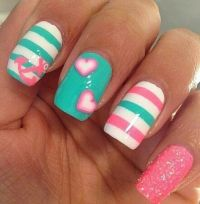 25+ Best Ideas about Nail Designs For Summer on Pinterest ...