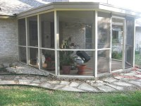 Screen Patio Kits | Build or Repair Aluminum or Wood, Re ...