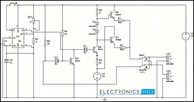 4 Wire Intercom Station Schematic, 4, Free Engine Image