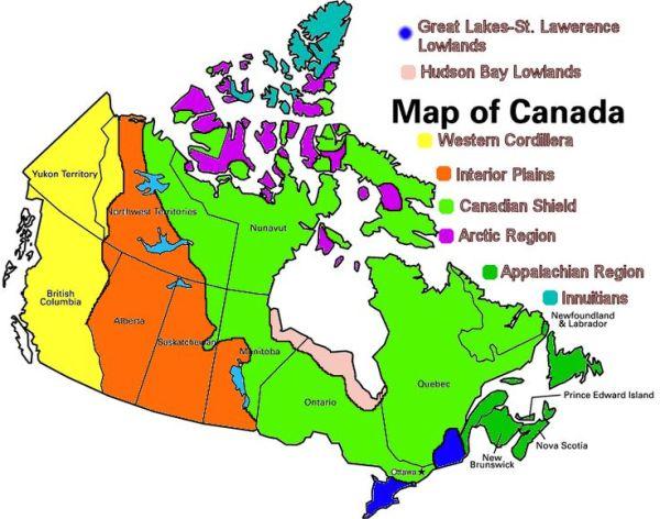 appalachian region of canada map Google Search 7th