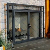 17 Best images about Fireplace Screens on Pinterest ...