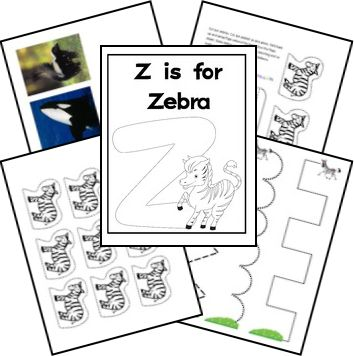 Zebras, Printables and Black and white on Pinterest