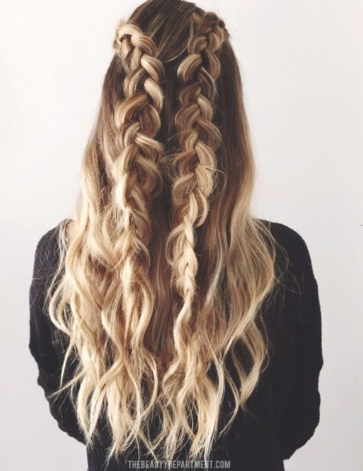 25 Best Ideas About Dutch Braids On Pinterest Hair Plaits