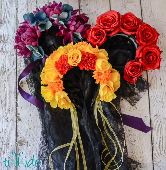 25 Best Ideas about Flower Headpiece on Pinterest
