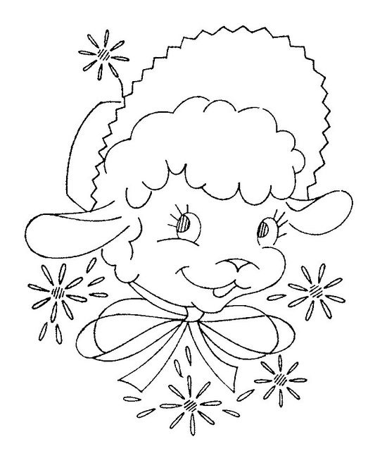 free hand embroidery patterns on Flicker. Page after page