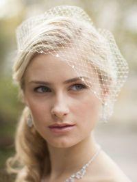 1000+ ideas about Veil Hairstyles on Pinterest | Wedding ...
