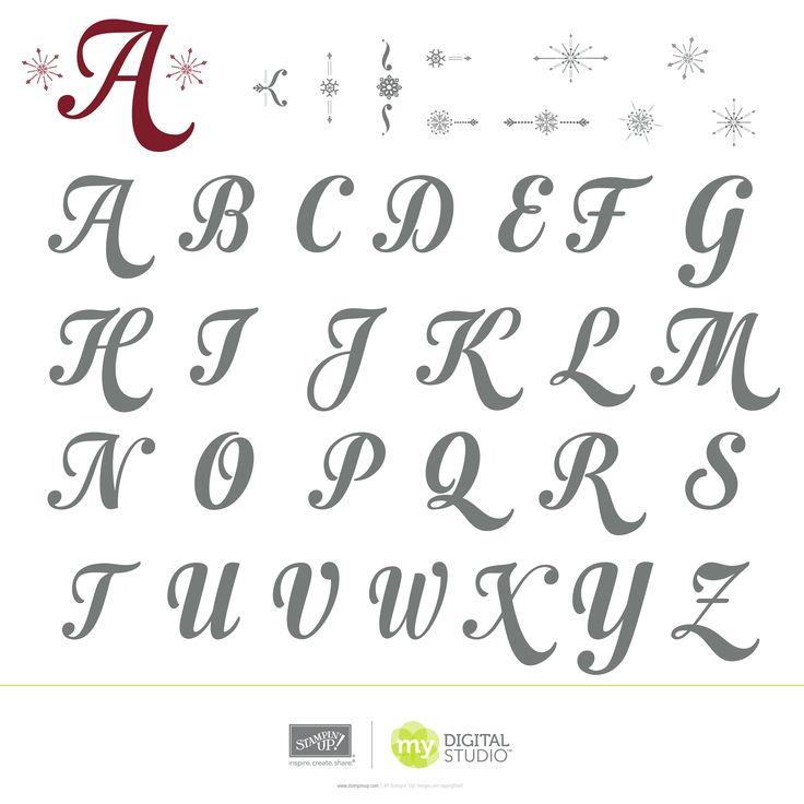 downloadable monogram fonts