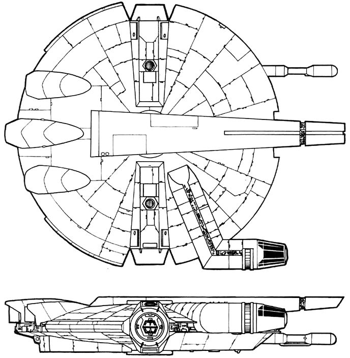 140 best images about Technical Drawings, Star Wars/Trek