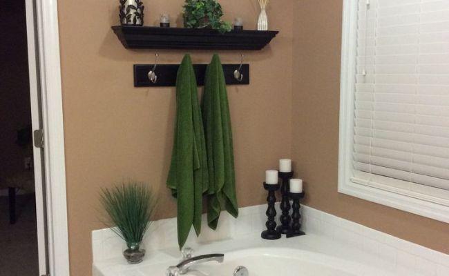 Bathroom Wall Decor Bathroom Garden Tub Wall Pinterest
