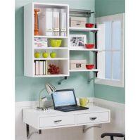 Kids Wall Mounted Desk | Kids Room | Pinterest | Kid ...