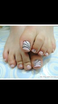 272 best images about toe nails on Pinterest   Nail art ...