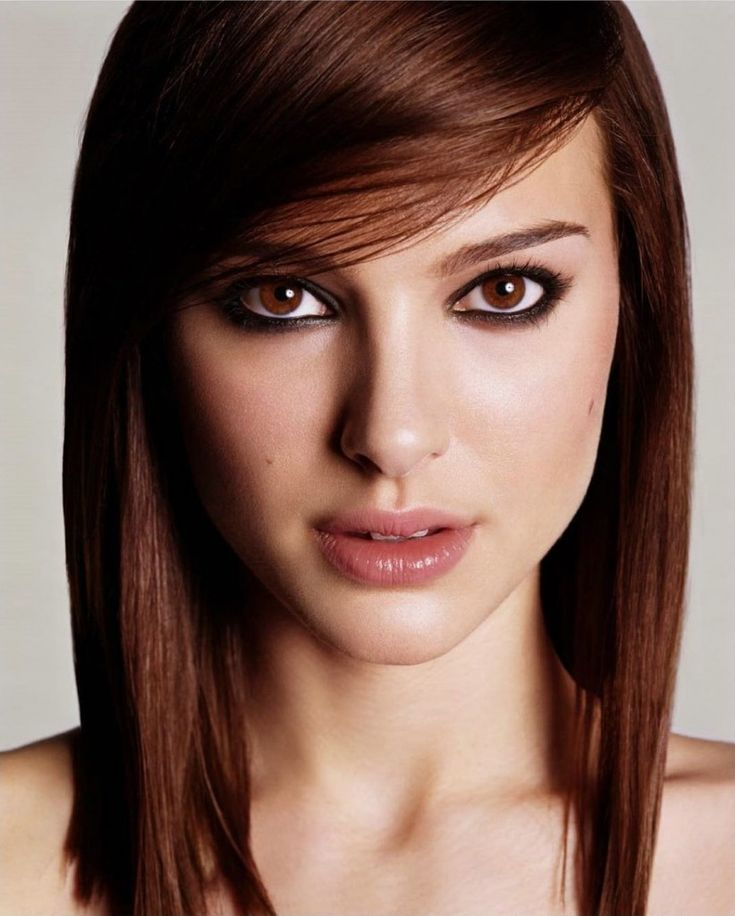 14 Best Images About Straight Hair On Pinterest Straight