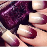 25+ best ideas about Fade nails on Pinterest