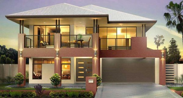 Great Living Home Designs San Remo Series 1 Upstairs