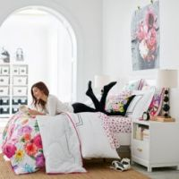 17 Best ideas about Teen Girl Bedding on Pinterest | Room ...