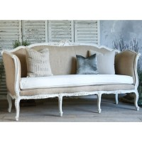 One of a Kind Vintage Daybed Washed White #laylagrayce ...