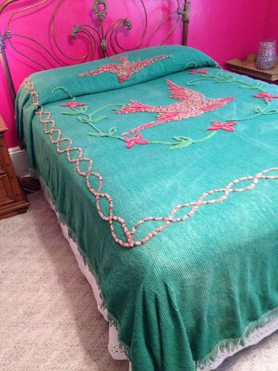 1000 ideas about Turquoise Bedspread on Pinterest  Twin