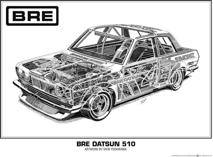 257 best images about Cutaway Cars on Pinterest