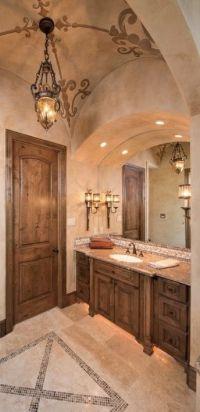 Best 25+ Tuscan bathroom decor ideas on Pinterest ...