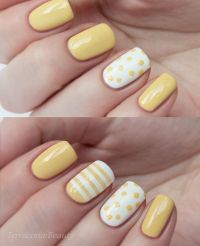 The 25+ best Striped nails ideas on Pinterest