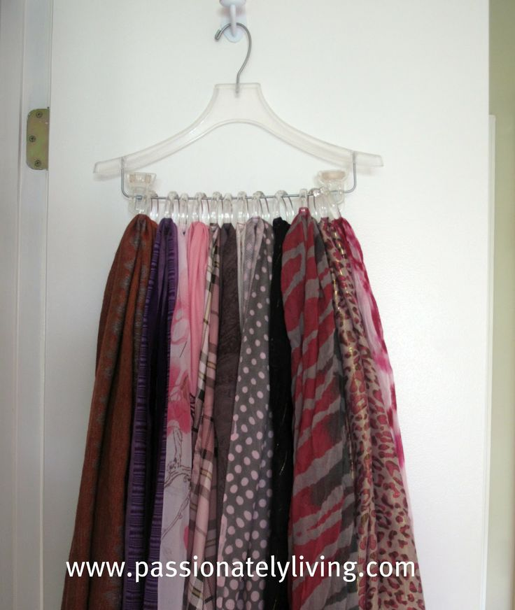 22 best images about Organize ties on Pinterest