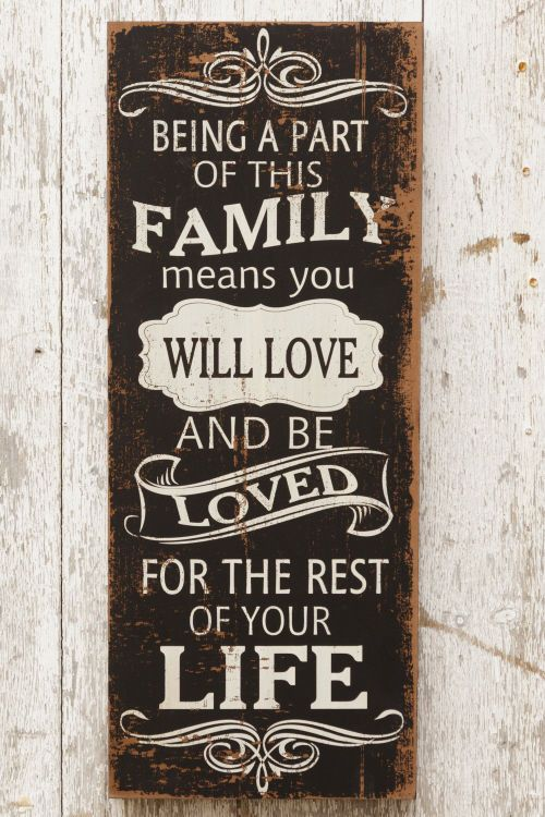 25 Best Ideas About Family Signs On Pinterest Family Wood Signs