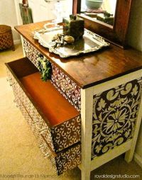 17 Best ideas about Moroccan Stencil on Pinterest