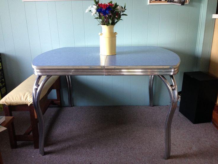 Vintage Oak Dining Room Set