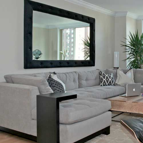 abc sofa bed vinyl sofas 25+ best ideas about mirror over couch on pinterest   ...