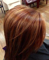 Auburn with Carmel highlights! Fall | My Work | Pinterest ...