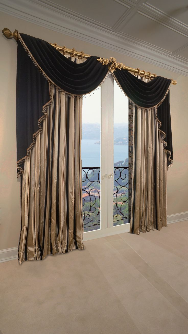 17 Best images about Beautiful Curtains,Drapes on