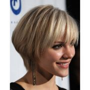 easy short hairstyles thick