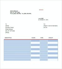 25+ best ideas about Invoice template on Pinterest ...