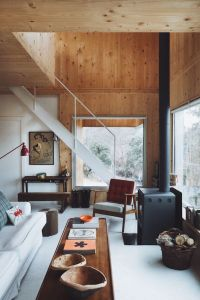 25+ best ideas about Modern Cabin Interior on Pinterest