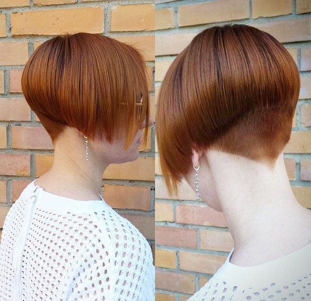 1000 Images About Short Bob Haircuts On Pinterest