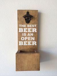 1000+ ideas about Wall Mounted Bottle Opener on Pinterest ...